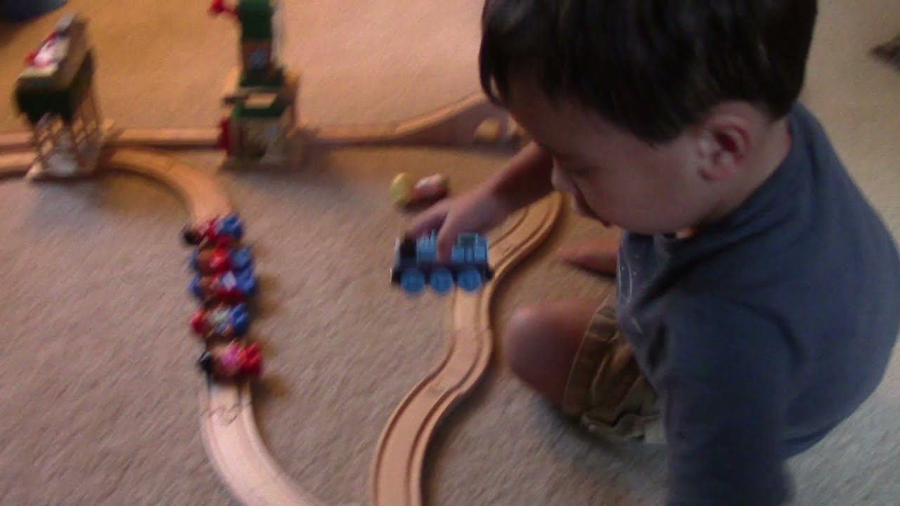 Download A two-year-old's solution to the trolley problem - FULL UNEDITED VIDEO