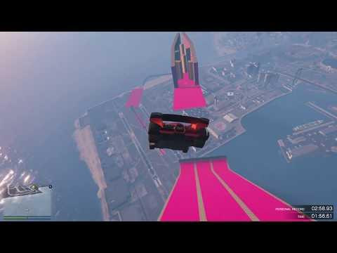 1 Lap PB - Gauntlet Stunt Track Tips and Tricks