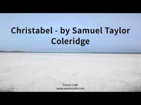 Christabel   By Samuel Taylor Coleridge