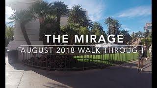 The Mirage Las Vegas Resort & Casino Walk-Through