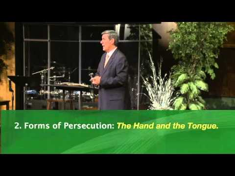 Sermon: Blessed are Those Who are Persecuted | Persecution in the Bible