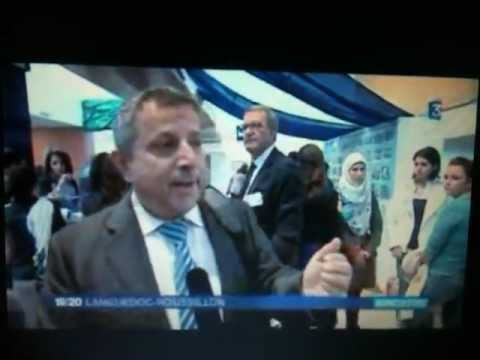 Dean of the Faculty of Agriculture 2012 10 20 France 3