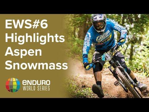 Full Highlights Rd 6 | EWS Aspen, USA 2017