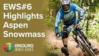 Full Highlights Rd 6 | EWS Aspen, USA 2017