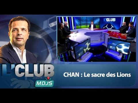 L'Club : CHAN : Le sacre des Lions