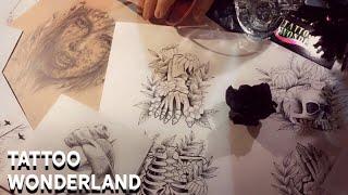 Tattoo Wonderland - October 2017 Friday the 13th Teaser