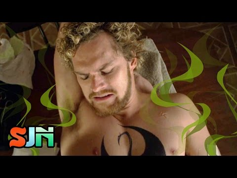 Finn Jones Reveals His Iron Fist Training Regimen