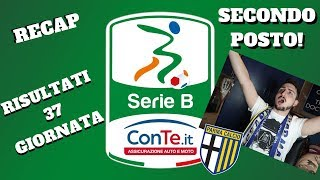 Parma - Carpi 2-1| Palermo - Avellino 3-0 e Frosinone-Empoli 2-4|CHE CAMPIONATO PAZZESCO|PARMiamone
