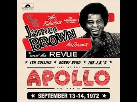 James Brown Live At The Apollo 1972 Lyn Collins   Think About It