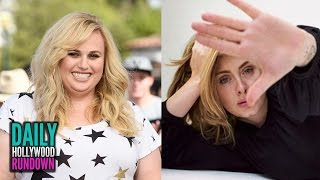 Rebel Wilson Slams the Kardashians & Jenners- Adele Wants Rihanna in Her Squad? (DHR)