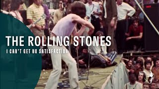 The Rolling Stones - I Cant Get No Satisfaction (Live In Hyde Park 1969)
