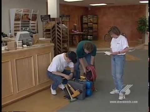 You Can Do It - We Can Help Install Your Hardwood Flooring