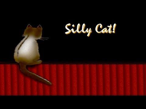 Siamese Cat Caught All Alone