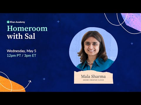 Homeroom with Sal & Mala Sharma - Wednesday, May 5