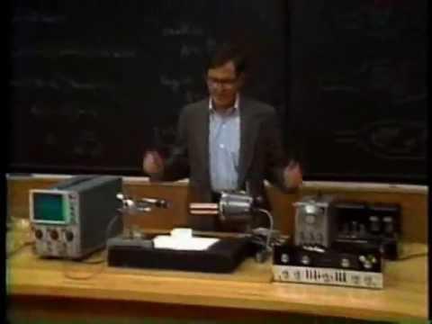 Beaker Breaking Demo by Dr. Goodstein, Cal Tech