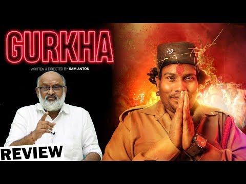 Gurkha Review By Vengat | Yogi Babu, Anandraj, Elyssa Erhardt | Raj Aryan | sam Anton