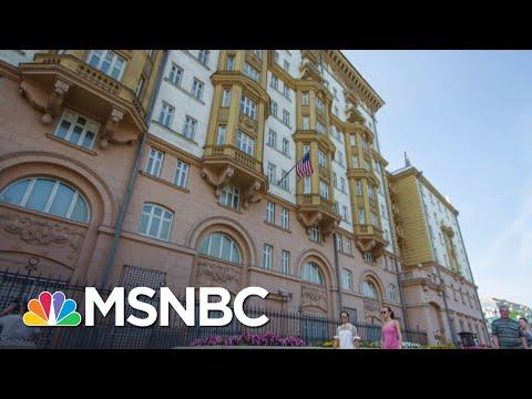 Report: Microwave Energy Likely Caused U.S. Diplomats' Symptoms | Katy Tur | MSNBC