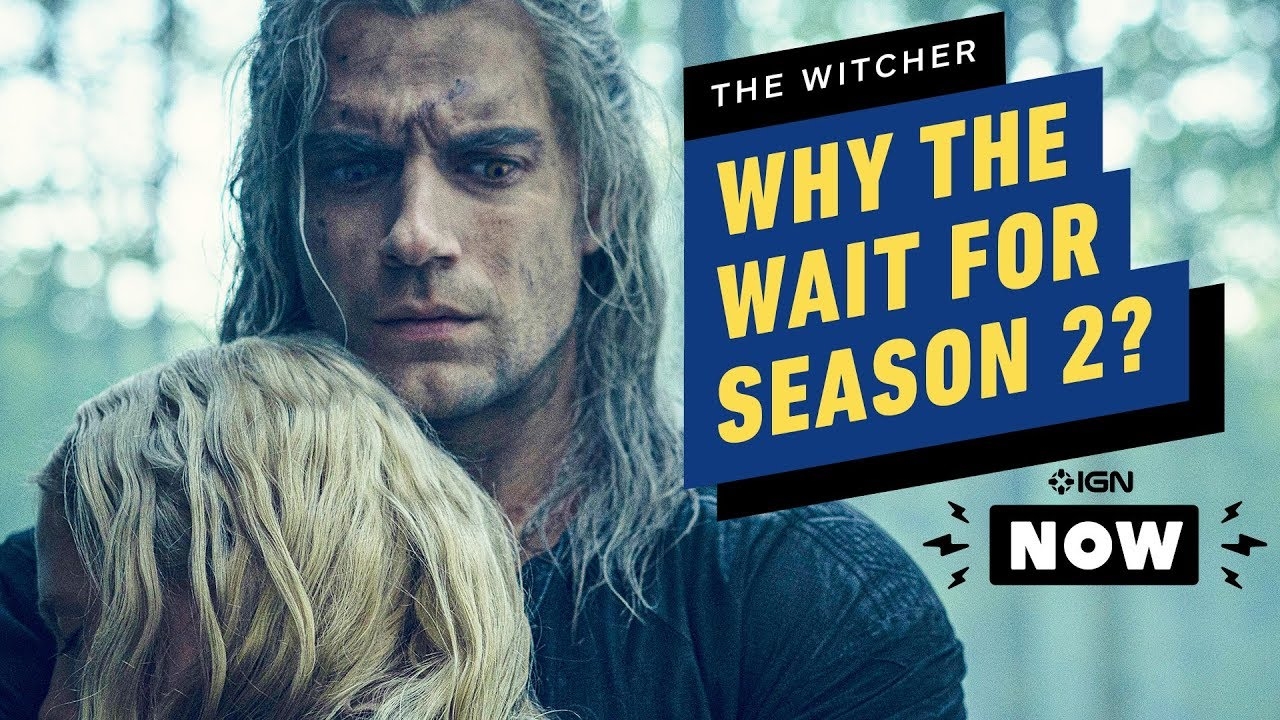 The Witcher: Why Season 2 Won't Premiere Until 2021 - IGN Now thumbnail