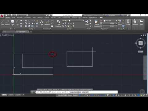 using-the-coordinate-system-in-autocad