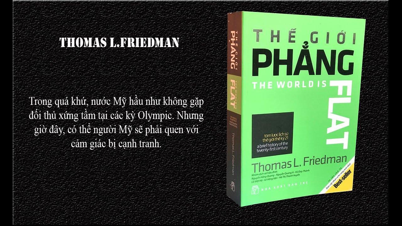 Thế giới phẳng - Thomas L.Friedman - Review sách - YouTube
