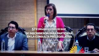 #LaAsambleaInforma leyes con criterio ciudadano