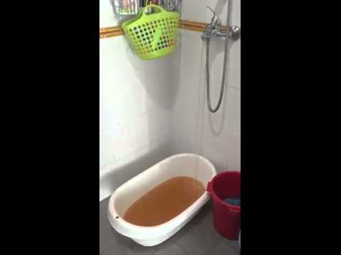 Why is Brown Water Coming out of my Shower? - YouTube