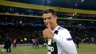 Craziest Stadium Reaction on Cristiano Ronaldo Skills & Goals 2019