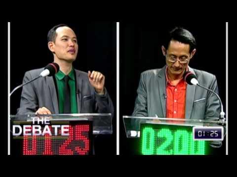 The Debate : เลือกหุ้นปันผลแบบใด อุ่นใจที่สุด ออกอากาศ 25 ก.พ. 58