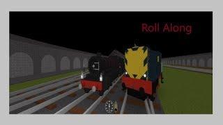 Roll Along Thomas Roblox MV