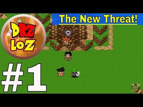Dragon Ball Z: Legend Of Z RPG - Walkthrough Part 1