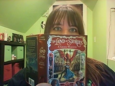 The Land Of Stories A Grimm Warning By Chris Colfer Chapter 13