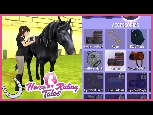 Horse Riding Tales - How to Make Coins & Finish Championship Quest #3