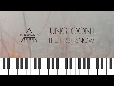 [Goblin OST] 정준일 (Jung Joonil) - 첫 눈 (The First Snow) Piano Cover