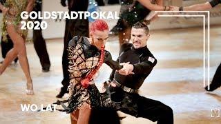 Marius Andrei Balan - Khrystyna Moshenska, GER | 2020 GoldstadtPokal | WO LAT - QF S