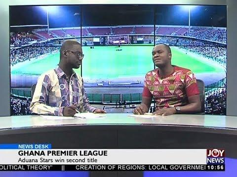 Ghana Premier League - Sports Desk on Joy News (20-10-17)