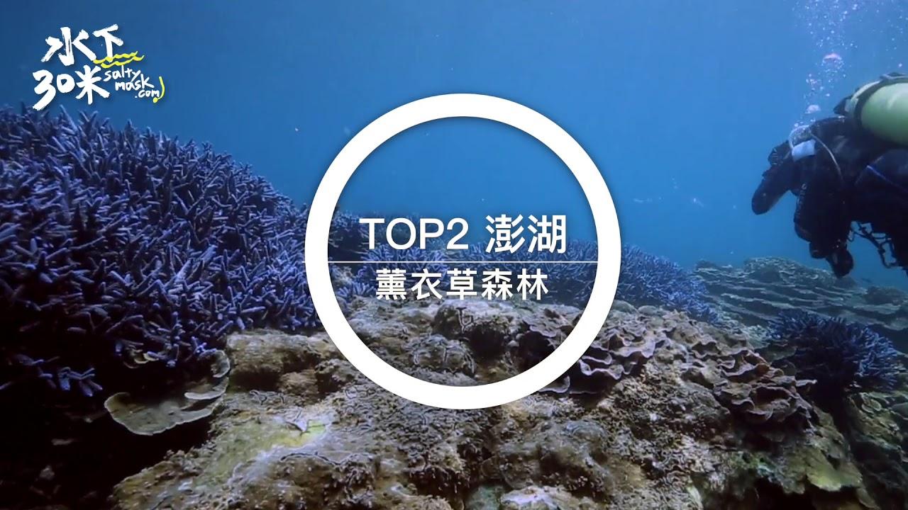 【#水下三十米TOP5系列 #澎湖】 - YouTube
