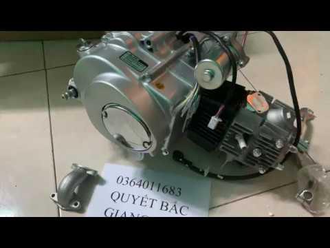 Động Cơ 110cc - Thay Thế Cho Xe Honda , Wave , Dream , Cup ,Win