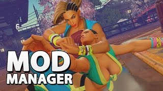Mod Manager - How To Install Mods for Street Fighter V
