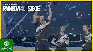 Rainbow Six Siege: Esports Celebration Trailer - Six Invitational 2020 | Ubisoft [NA]