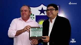 Altosantense Antônio dos Santos é agraciado com título de Cidadão Limoeirense 2020.