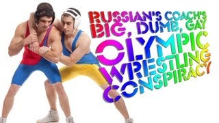 No More Olympic Wrestling - Gay Conspiracy?!