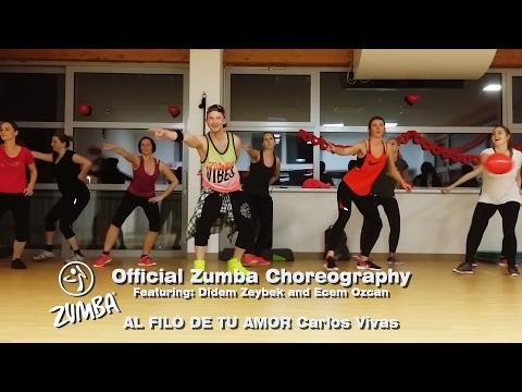 AL FILO DE TU AMORCarlos Vives Zumba Choreography