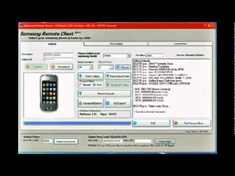 Samsung Galaxy 3 (I5800) unlock and IMEI repair