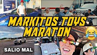 ARGENTINO REACCIONA A MARKITOS TOYS , EL CHIQUETE Y VITOLIAS (MARATON)