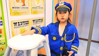 Boram finge exercer profissão no centro de recreação infantil