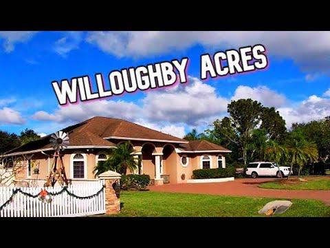Willoughby Acres Naples Florida