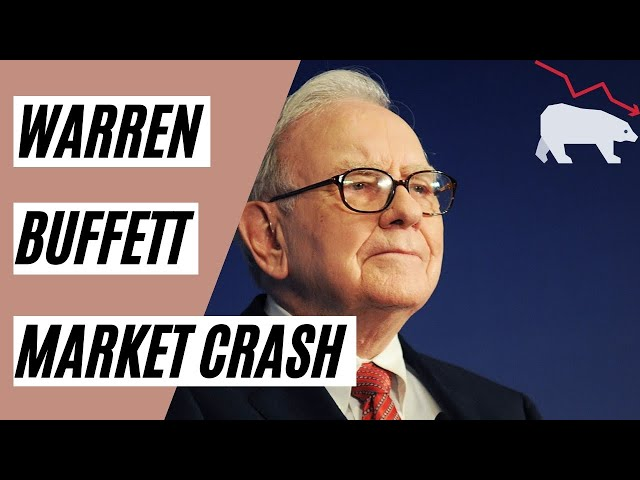 5 Ways Warren Buffett Prepares (For A Stock Market Crash)