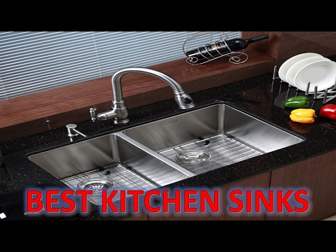 Best Kitchen Sinks 2017 |Top 5 Best Stainless Steel Sinks