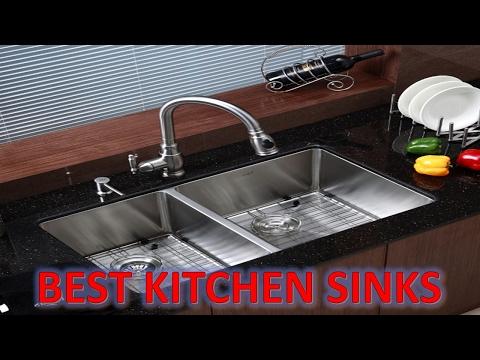 Best Kitchen Sinks 2017 |Top 5 Best Stainless Steel Sinks