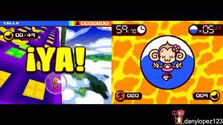 [TAS] NDS Super Monkey Ball: Touch & Roll